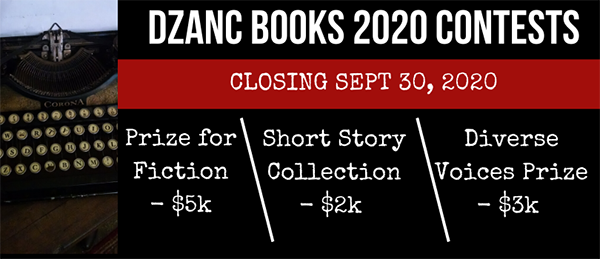 Dzanc Books 2020 Contests