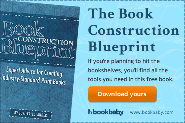 BookBaby - The Book Construction Blueprint