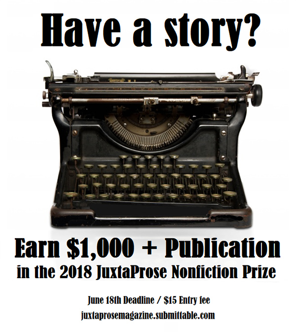 JuxtaProse Nonfiction Prize