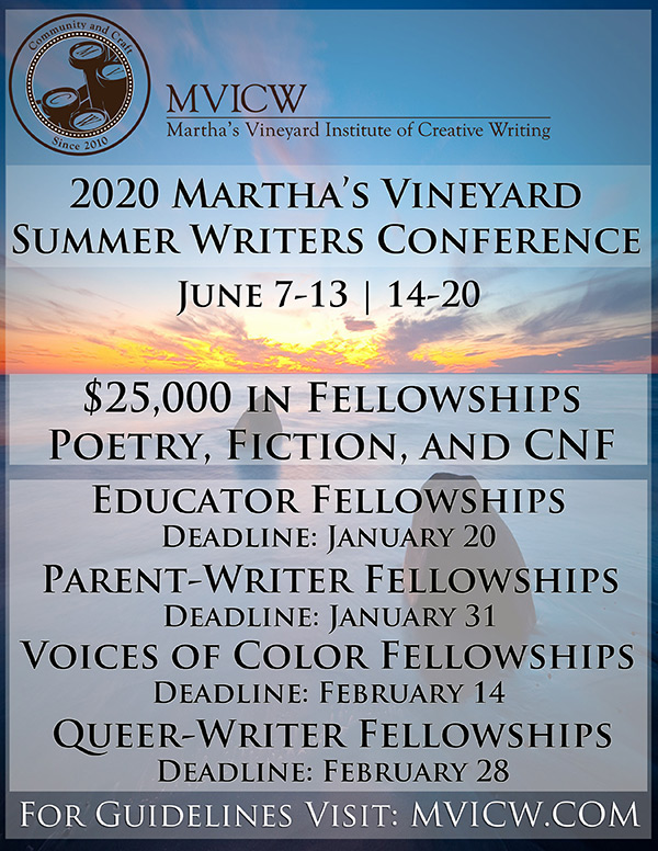 Summer Writers Conference