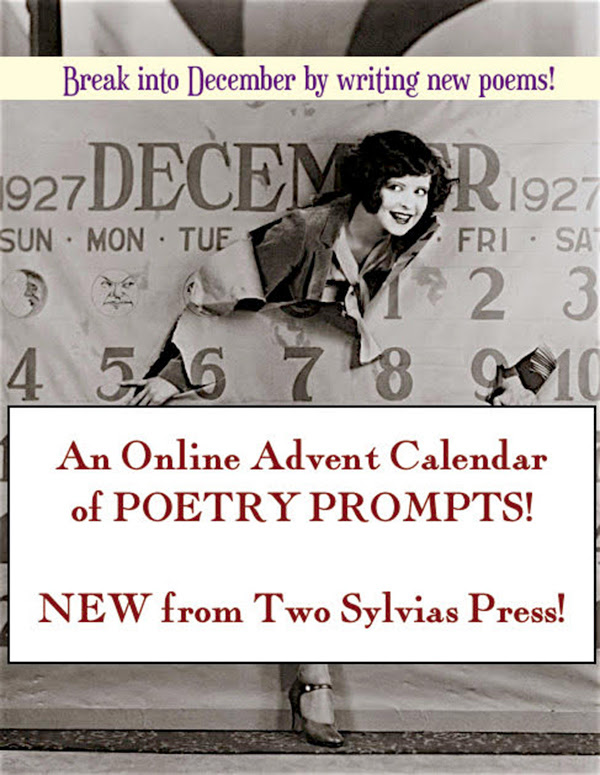Two Sylvias Press Advent Calendar