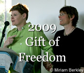 A Room of Her Own - 2009 Gift of Freedom