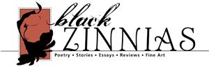 Black Zinnias