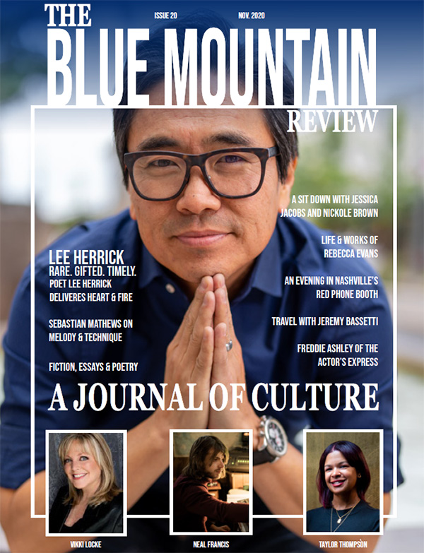 The Blue Mountain Review