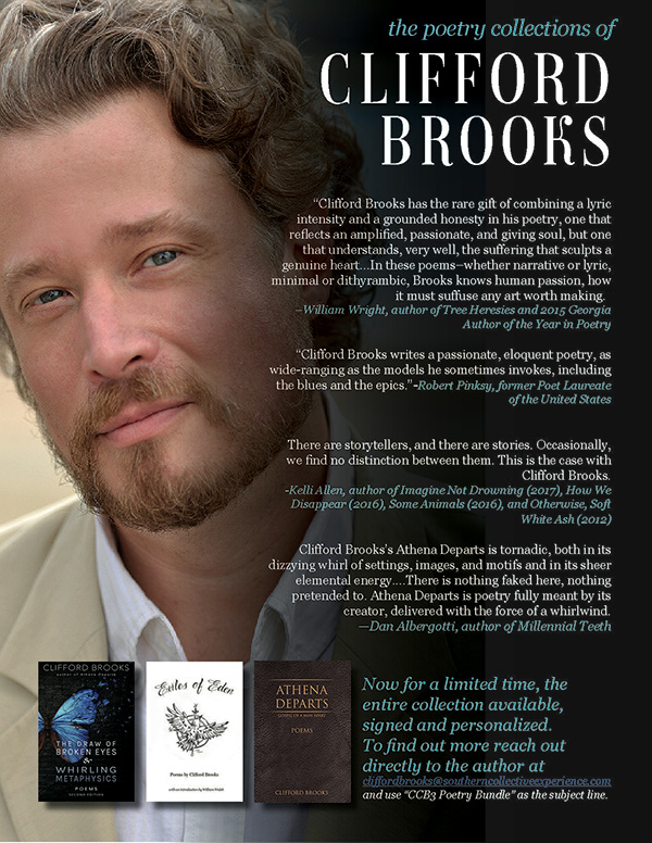The Poetry Collections of Clifford Brooks