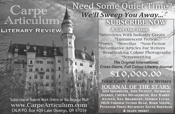 Carpe Articulum Literary Review