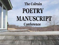 Colrain Poetry Manuscript Conference