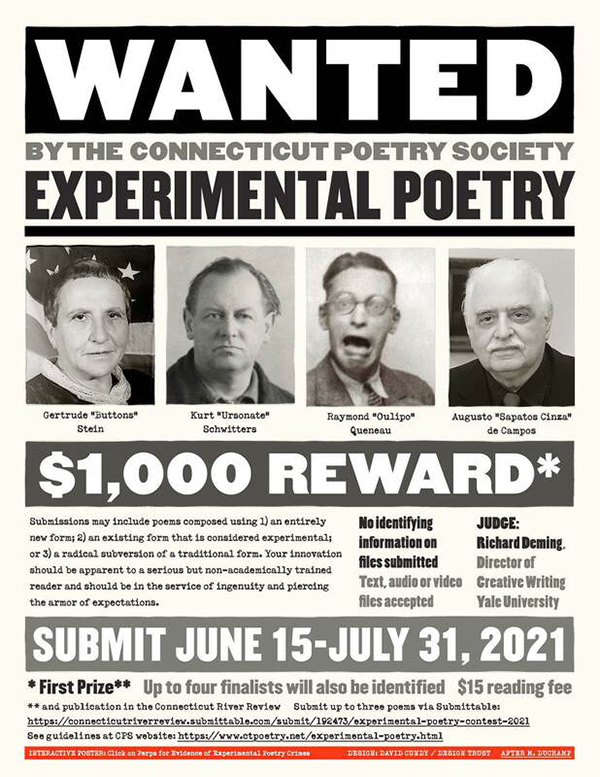 Experimental Poetry Prize