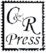 C&R Press Poetry Book Contests