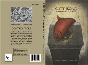 CUTTHROAT, A Journal of the Arts