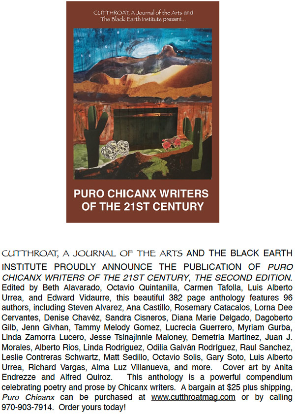 Puro Chicanx Writers of the 21st Centure
