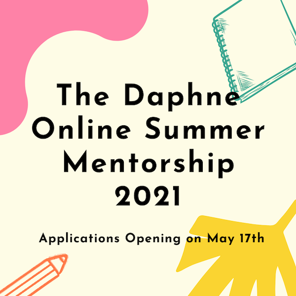 The Daphne Online Summer Mentorship 2021