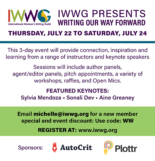 IWWG Event: Writing Our Way Forward