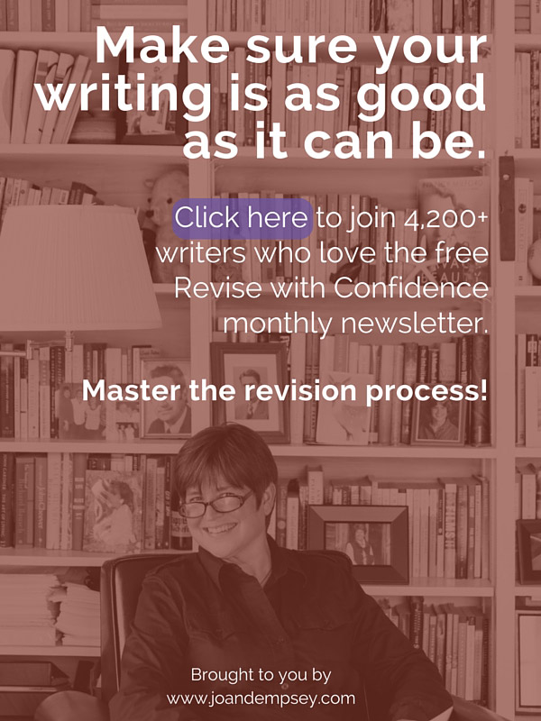 Revise with Confidence with Joan Dempsey