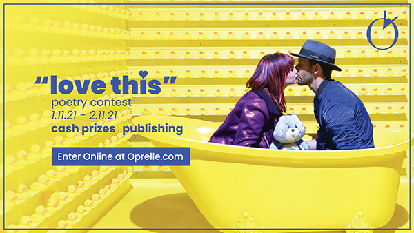 Oprelle LOVE THIS Poetry Contest