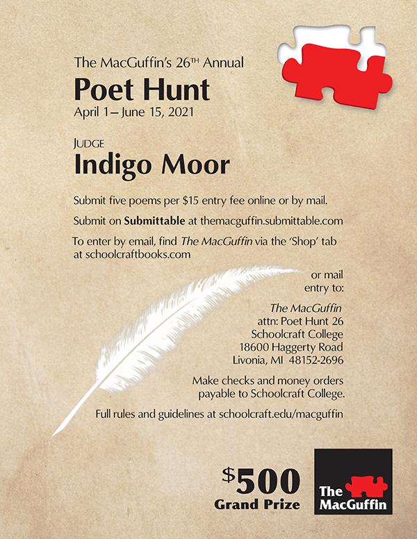 MacGuffin Poet Hunt