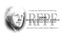 Robert Frost Poetry Festival
