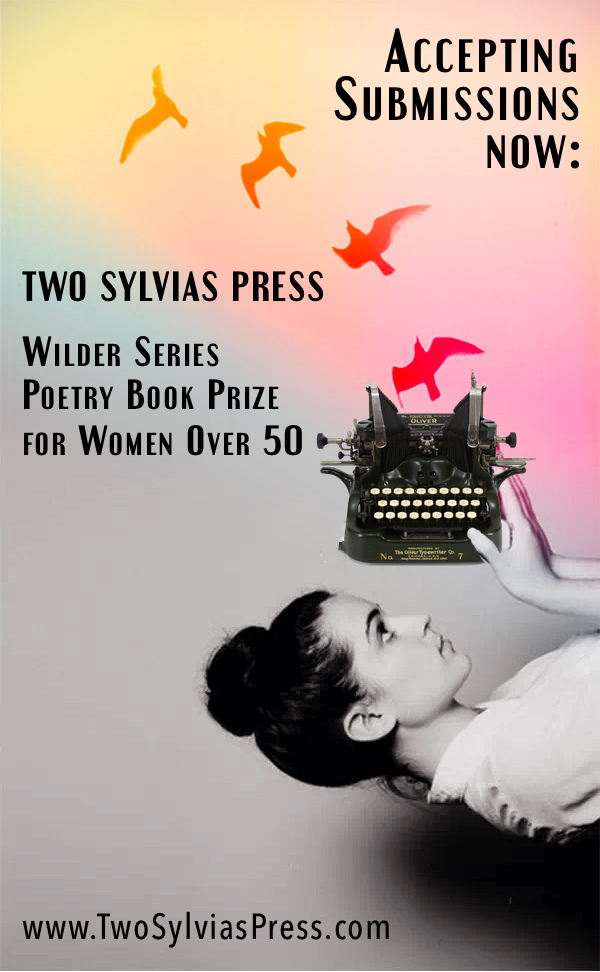 Two Sylvias Press Wilder Poetry Book Prize