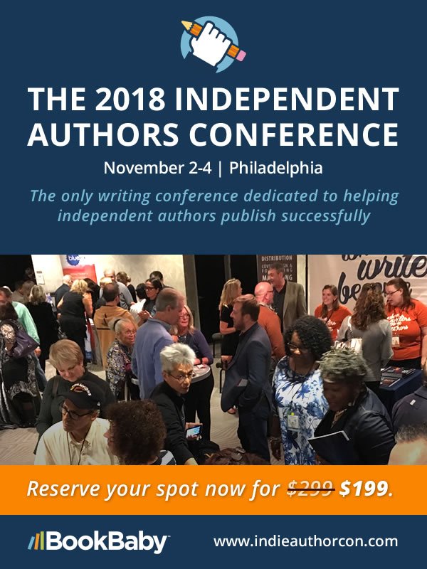 The 2018 Independent Authors Conference