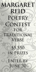 Margaret Reid Poetry Contest for Traditional Verse