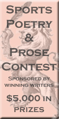 Sports Poetry & Prose Contest