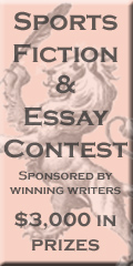 Sports Fiction & Essay Contest