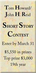 Tom Howard/John H. Reid Short Story Contest