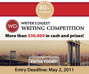 The Writer's Digest 80th Annual Writing Competition