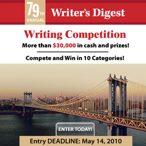 The Writer's Digest 79th Annual Writing Competition