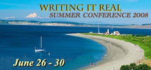 Writing It Real in Port Townsend Summer Writers' Conference
