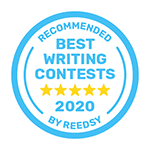 Our contests are recommended by Reedsy