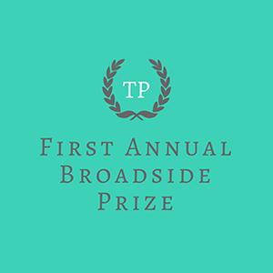 Tupelo Press First Annual Broadside Prize