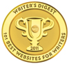 Writer's Digest 101 Best Websites for Writers 2011