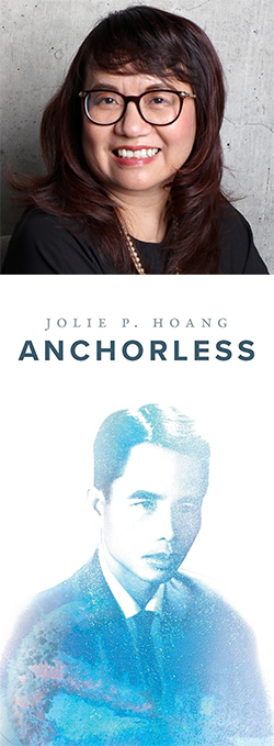 Jolie P. Hoang won the 2020 first prize for mainstream/literary fiction