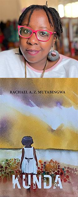 Rachael A.Z. Mutabingwa won the 2020 first prize for genre fiction