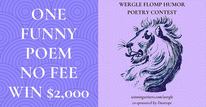 Wergle Flomp Humor Poetry Contest