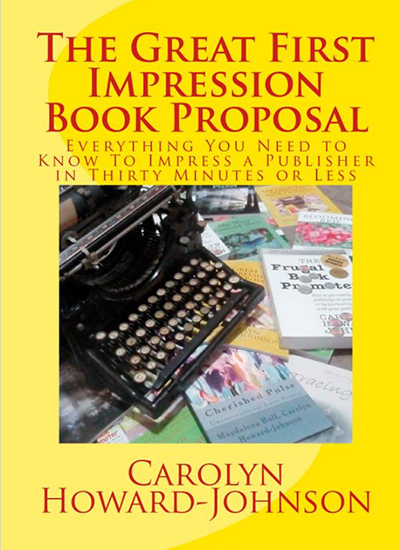 The Great First Impression Book Proposal