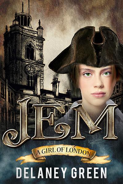 Jem, A Girl of London